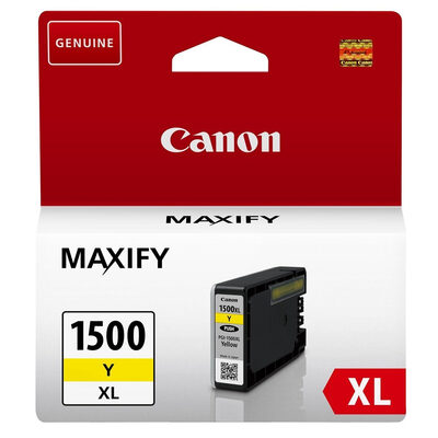 Canon 1500XL Y Yellow Original Produkt Canon Maxify MB 2050 | InkNu