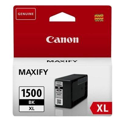 Canon 1500XL PGI Black Original Blækpatron Canon Maxify MB 2050 | InkNu
