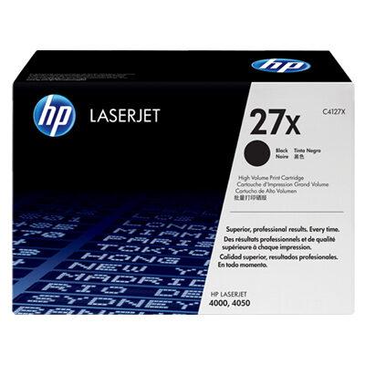 HP 27X Black Original Tonerkassette (UDGÅET) Canon Laser Shot LBP 1760   InkNu