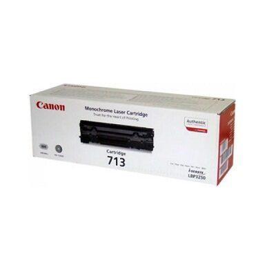 Canon 713BK Black Original Tonerkassette Canon iSensys LBP 3250 | InkNu