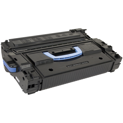 HP 43X Black Kompatibel Tonerkassette Canon LBP 5060   InkNu
