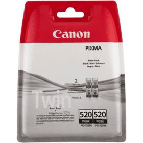 Canon PGI-520BK Black Twinpack Original Canon PIXMA iP3600 | InkNu