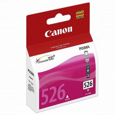 Canon CLI-526M Magenta Original Blækpatron Canon PIXMA iP4850 | InkNu
