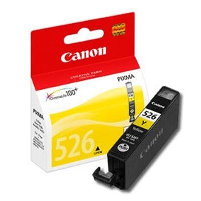 Canon CLI-526Y Yellow Original Blækpatron Canon PIXMA iP4850 | InkNu