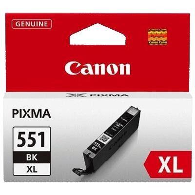 Canon CLI-551XL Black Original Blækpatron Canon PIXMA iP7250 | InkNu