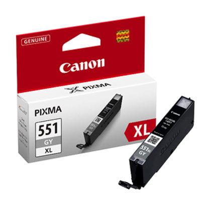 Canon CLI-551XL Grey Original Blækpatron Canon PIXMA iP8700 | InkNu