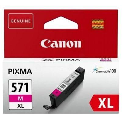 Canon CLI-571M Magenta Blækpatron Canon PIXMA MG5750 | InkNu