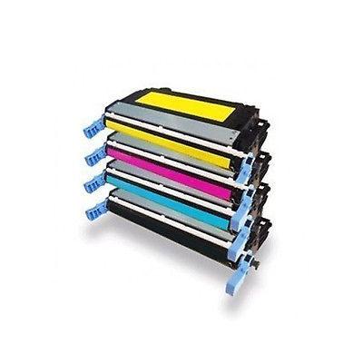 HP 641A Y Yellow Kompatibel Tonerkassette Canon LBP 2510 | InkNu