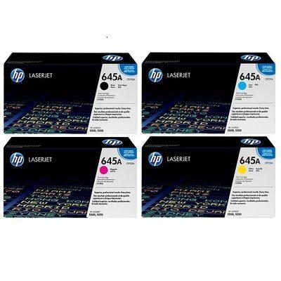 HP 645A M Magenta Original Tonerkassette Canon Imageclass 4000 | InkNu