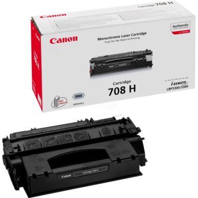 Canon 708H Black Original Tonerkassette Canon iSensys LBP 3300 | InkNu