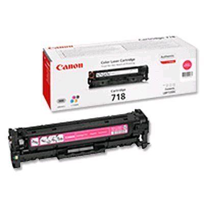 Canon 718M Magenta Original Tonerkassette Canon iSensys LBP 7200 | InkNu