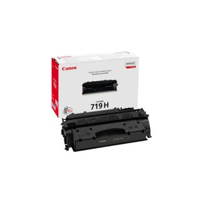 InkNu Canon 719BK High Yield Original Tonerkassette
