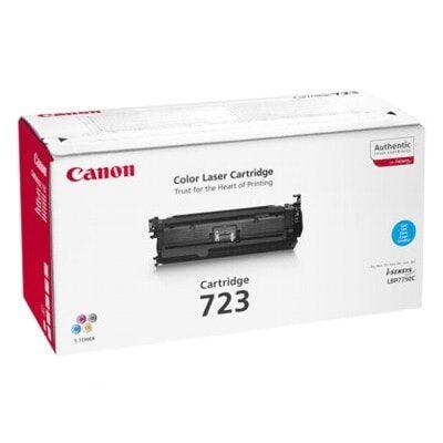 Canon 723C Cyan Original Tonerkassette Canon iSensys LBP 7750 | InkNu