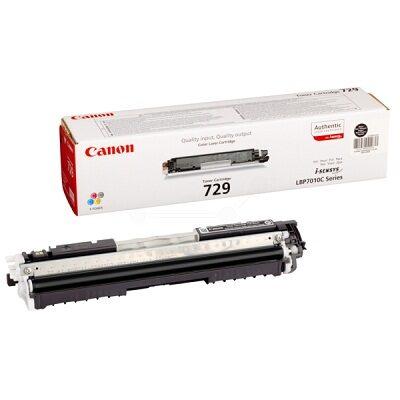 Canon 729BK Black Original Tonerkassette Canon iSensys LBP 7010 | InkNu