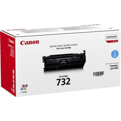 Canon 732C Cyan Original Tonerkassette Canon Imageclass LBP 7780 | InkNu