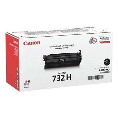 Canon 732H Black Original Tonerkassette Canon Imageclass LBP 7780 | InkNu