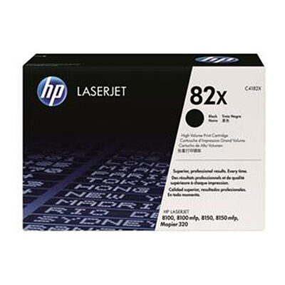 HP 82X Black Original Tonerkassette (UDGÅET) Canon Imageclass 3250 | InkNu