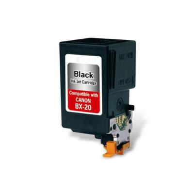BX-20 BK 40ml. Kompatibel Blækpatron Canon Fax B 160 | InkNu