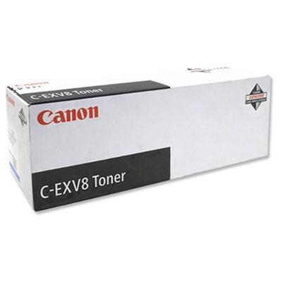 Canon C-EXV 8 Yellow Original Tonerkassette (UDGÅET) Canon Imagerunner C3100 | InkNu