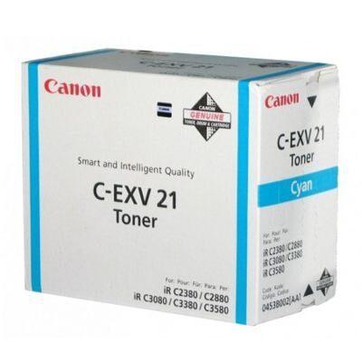 Canon C-EXV 21 Cyan Original Tonerkassette Canon Imagerunner C2550 | InkNu