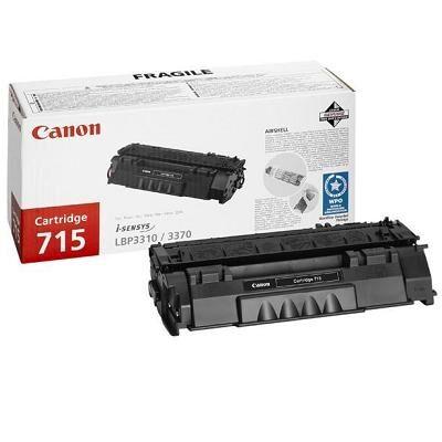 Canon 715H BK Black Original Tonerkassette Canon iSensys LBP 3310 | InkNu