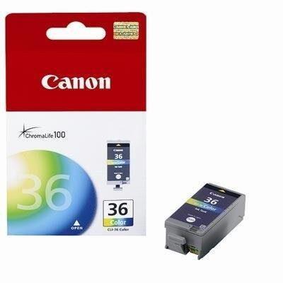 Canon CLI-36 C/M/Y Farve Original Blækpatron Canon PIXMA iP100 | InkNu