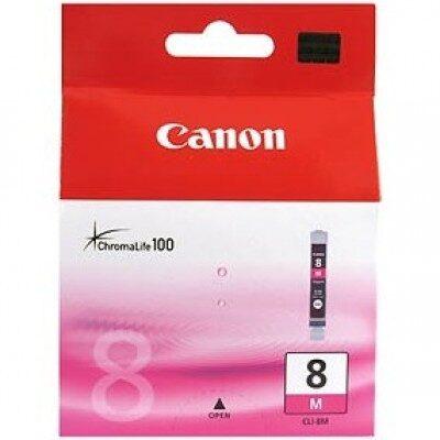 Canon CLI-8M Magenta Original Blækpatron Canon PIXMA iP3300 | InkNu