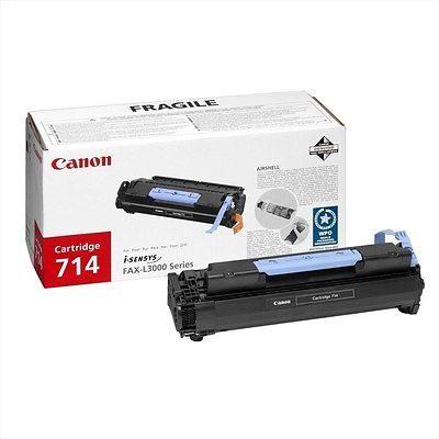 Canon 714BK Black Original Tonerkassette Canon Fax L 3000 | InkNu