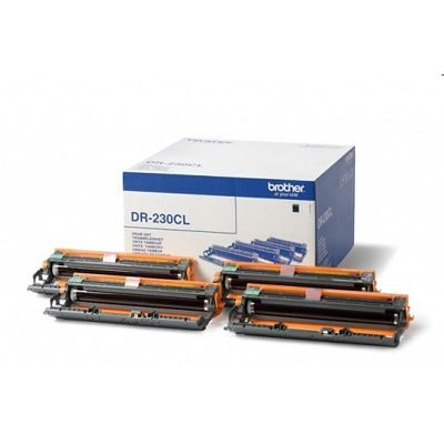 Brother DR-230CL Tromlepakke Original Brother DCP 9010 | InkNu