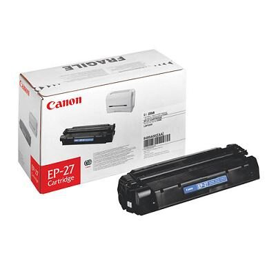 Canon EP-27 Black Original Tonerkassette Canon Laser Shot LBP 3200 | InkNu