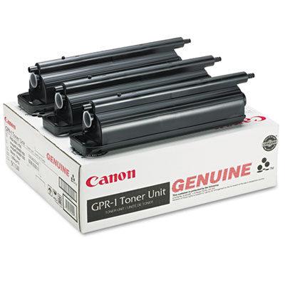 Canon GPR-1 Black Original Tonerkassette Canon GP 550 | InkNu