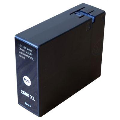 Canon 2500XL BK Black Kompatibel Blækpatron Canon Maxify IB 4050 | InkNu
