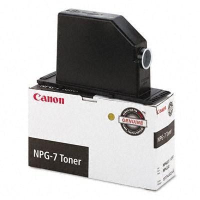Canon NPG-7 Black Original Tonerkassette (UDGÅET) Canon NP 6025 | InkNu