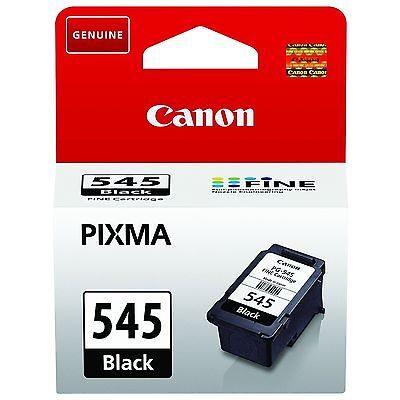Canon PG-545 Black Original Blækpatron Canon PIXMA TS3150 | InkNu