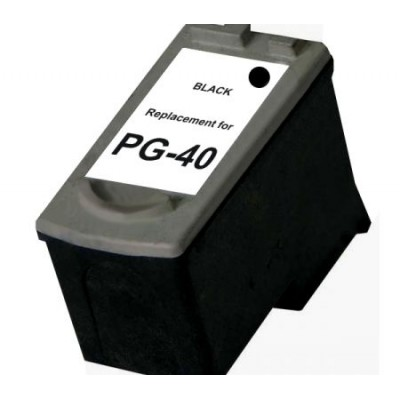 Canon PG-40 Kompatibel Blækpatron Canon Fax JX 200 | InkNu