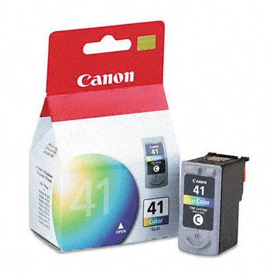 Canon CL-41 Farve Original Blækpatron Canon Fax JX 210 | InkNu