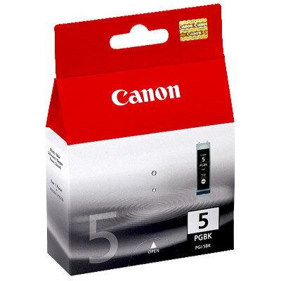 Canon PGI-5BK Black Original Blækpatron Canon PIXMA iP3300 | InkNu