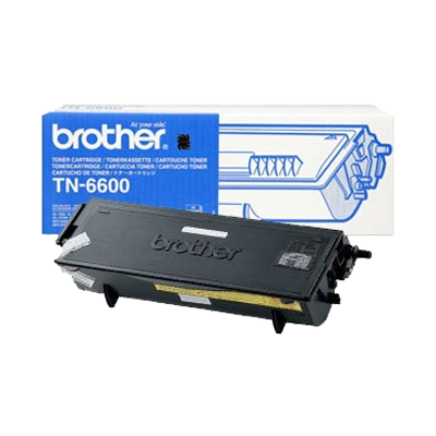 Brother TN-6600BK Black Original Tonerkassette Brother DCP 1200 | InkNu