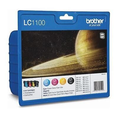 Brother LC-1100 Valuepack Original Produkt Brother DCP 185 | InkNu