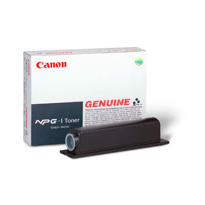 InkNu Canon NPG-1 Toner Black Original Tonerkassette