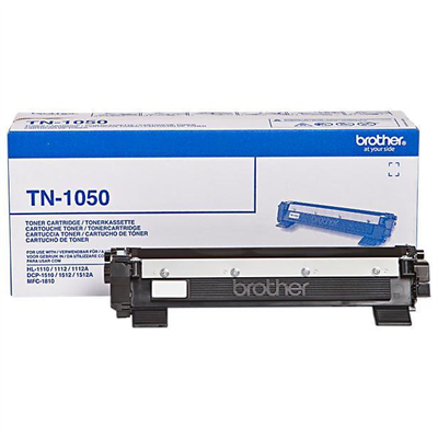 InkNu Brother TN-1050BK Black Original Tonerkassette