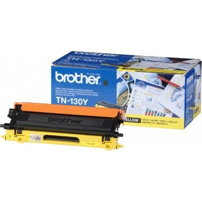Brother TN-130Y Yellow Original Tonerkassette Brother DCP 9040 | InkNu