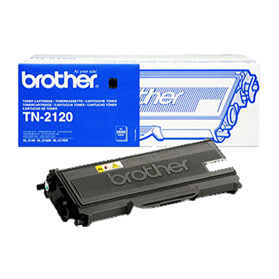 Brother TN-2120BK Black Original Tonerkassette Brother DCP 7030 | InkNu
