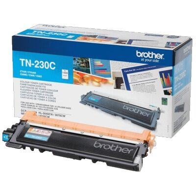 Brother TN-230C Cyan Original Tonerkassette Brother DCP 9010 | InkNu