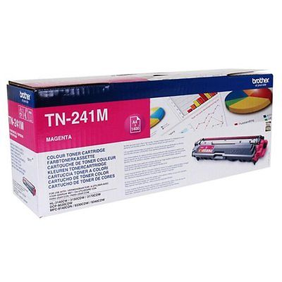 InkNu Brother TN-241M Magenta Original Tonerkassette