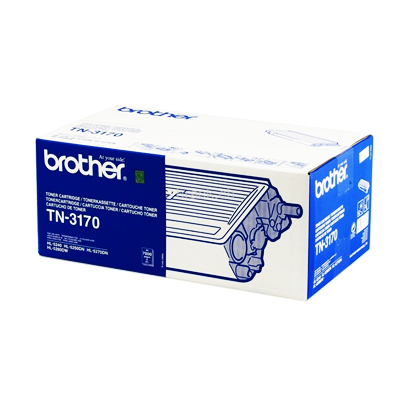 Brother TN-3170BK Black Original Tonerkassette Brother DCP 8060 | InkNu