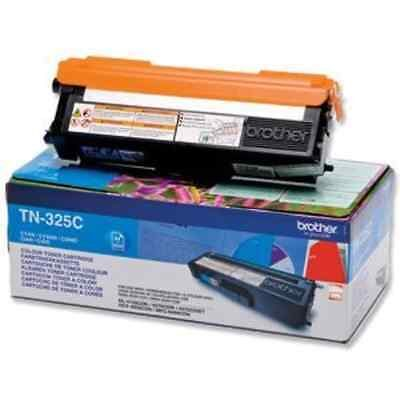 Brother TN-325C Cyan Original Tonerkassette Stor Kapacitet Brother DCP 9055 | InkNu