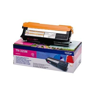 Brother TN-325M Magenta Original Tonerkassette Stor Kapacitet Brother DCP 9055 | InkNu