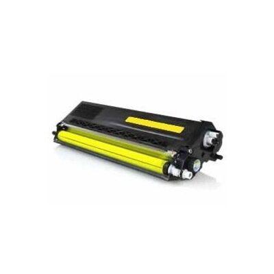 Brother TN-325Y Yellow Kompatibel Høj Kapacitet Brother DCP 9055 | InkNu