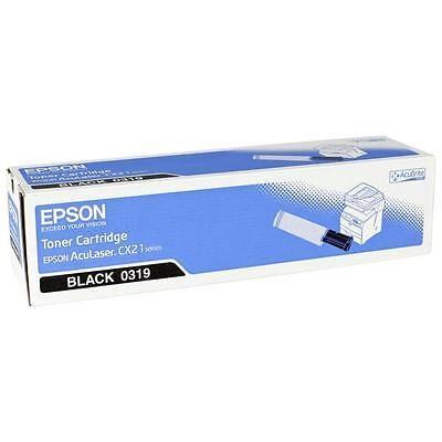 Epson C13S050319 Black Original Tonerpatron Epson AcuLaser CX 21 | InkNu